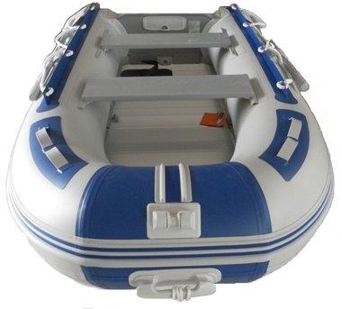 GreenRider ALUforce PRO270 Rubberboot
