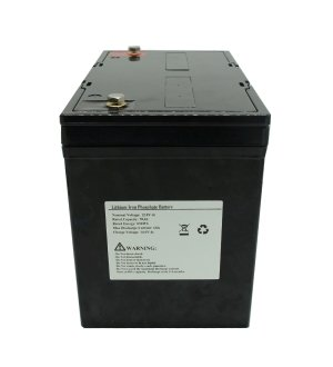 GreenRider Accu LiFePo4 24V 100AH met BMS